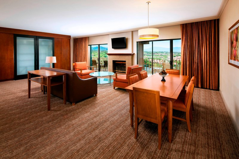 The Westin La Paloma Resort & Spa-Grand Suite Living Area<br/>Image from Leonardo