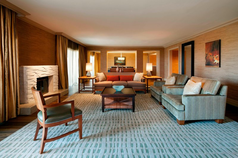 The Westin La Paloma Resort & Spa-La Paloma Suite Living Area<br/>Image from Leonardo