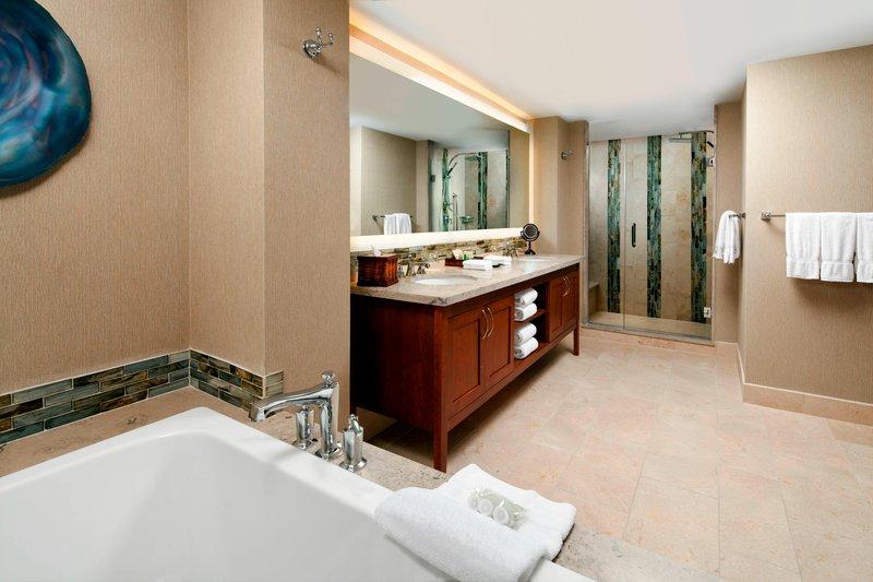 The Westin La Paloma Resort & Spa-San Xavier Suite - Bathroom<br/>Image from Leonardo