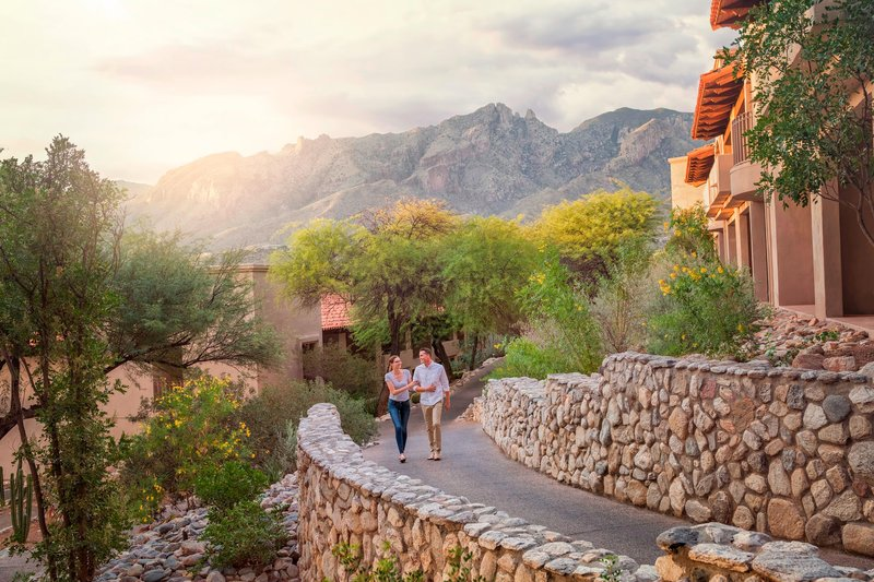 The Westin La Paloma Resort & Spa-Resort Walkway<br/>Image from Leonardo