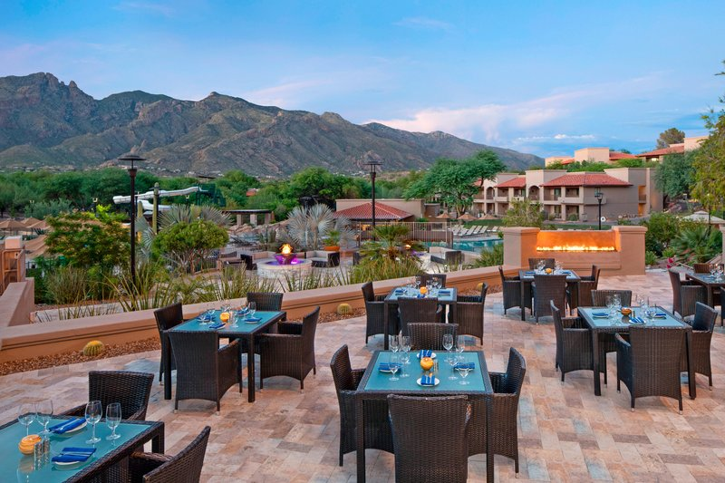 The Westin La Paloma Resort & Spa-AZuL Restaurant<br/>Image from Leonardo