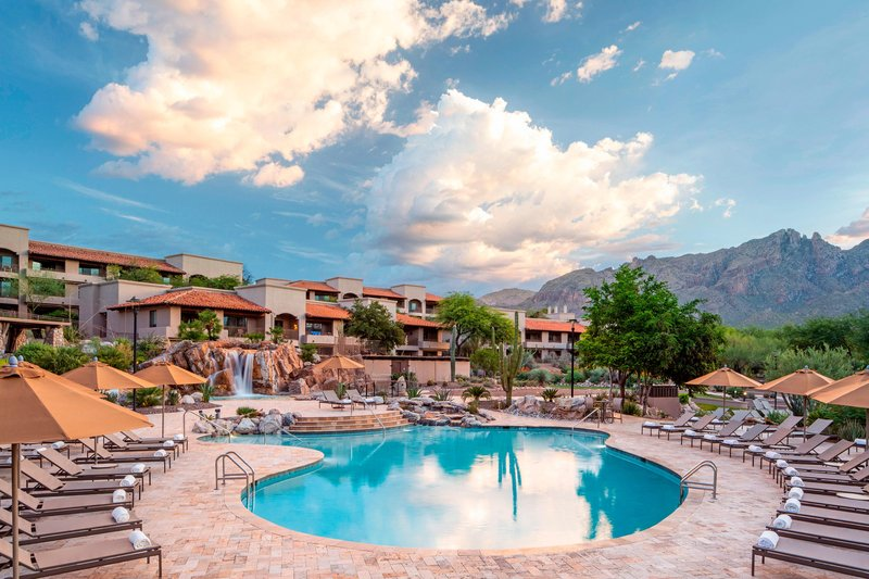 The Westin La Paloma Resort & Spa-Outdoor Pool<br/>Image from Leonardo