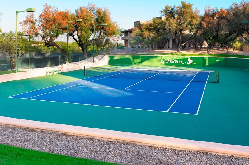 The Westin La Paloma Resort & Spa-Tennis Courts<br/>Image from Leonardo