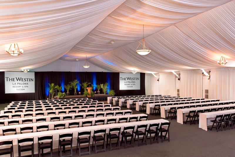 The Westin La Paloma Resort & Spa-Grand Pavilion - Classroom Setup<br/>Image from Leonardo