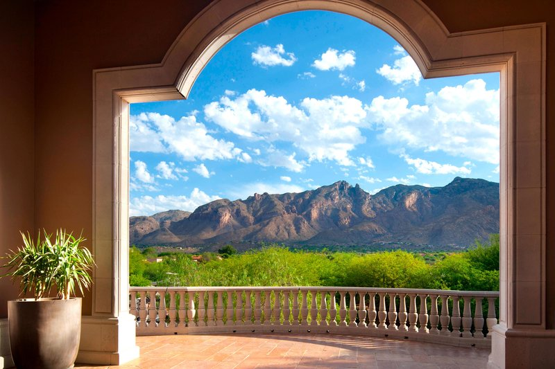 The Westin La Paloma Resort & Spa-Arizona Deck Mountain View<br/>Image from Leonardo