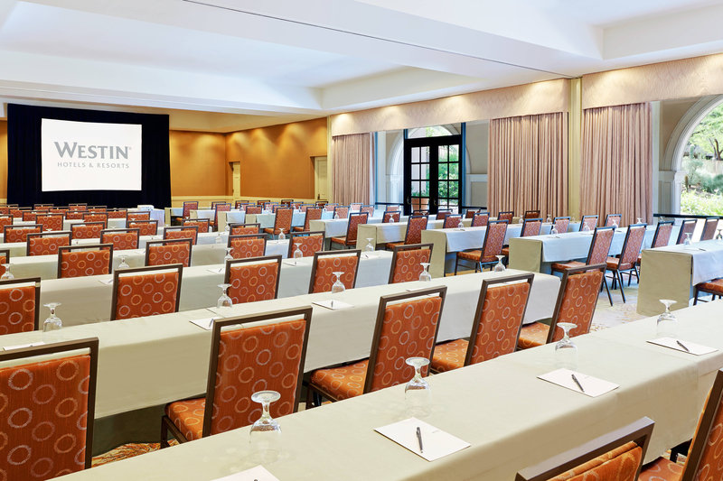 The Westin La Paloma Resort & Spa-Murphey Meeting Room - Classroom Setup<br/>Image from Leonardo