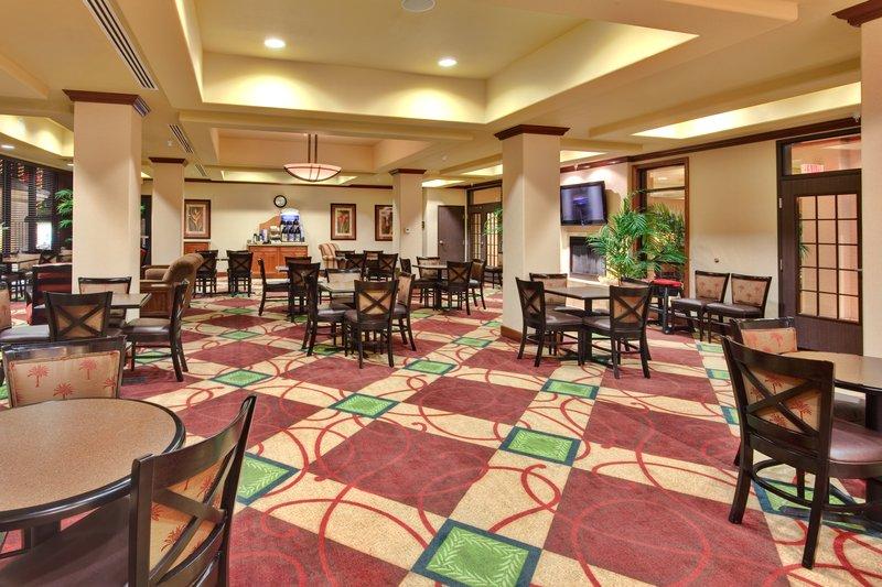 Holiday Inn Express & Suites Yuma-Breakfast Area<br/>Image from Leonardo