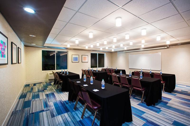 Holiday Inn Express & Suites Bellevue (Omaha Area)-Our meeting rooms is a great space for any type of gathering.<br/>Image from Leonardo