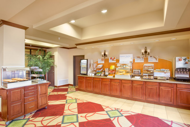 Holiday Inn Express & Suites Yuma-Breakfast Bar<br/>Image from Leonardo