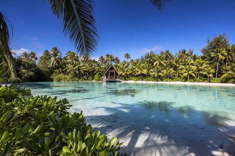 Intercontinental Bora Bora Resort-Say Yes with your loved one at our Chapel facing the Mt Otemanu<br/>Image from Leonardo