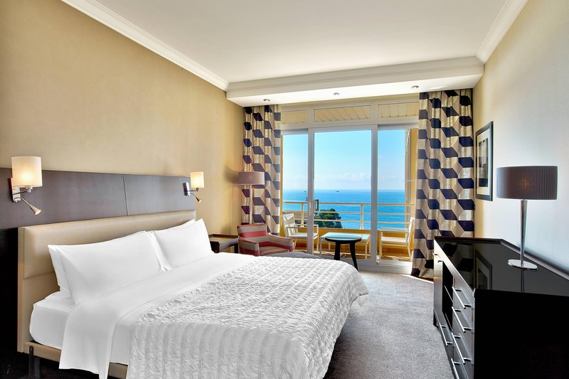 Le Meridien Beach Plaza-Rooftop Room with Sea View<br/>Image from Leonardo