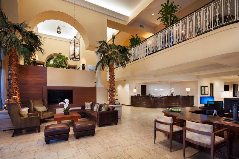 Westin Mission Hills Villas-Lobby<br/>Image from Leonardo