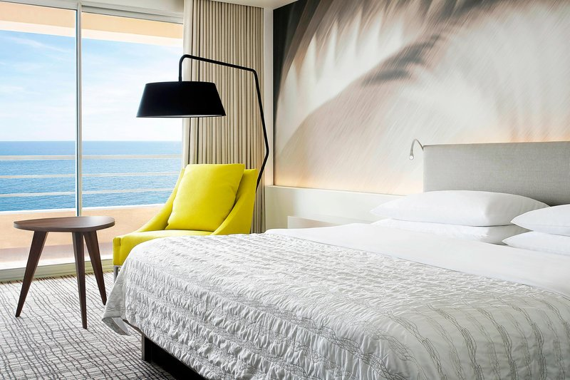 Le Meridien Beach Plaza-King Guest Room - Rooftop<br/>Image from Leonardo