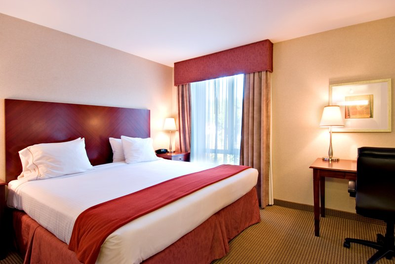 Holiday Inn Express & Suites Surrey-Holiday Inn Express & Suites Surrey King Feature Guest Room<br/>Image from Leonardo