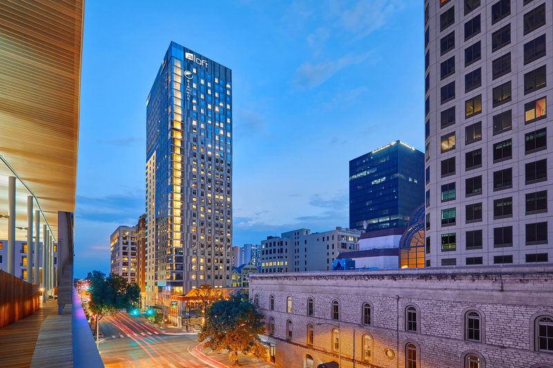 Element Austin Downtown-Exterior<br/>Image from Leonardo