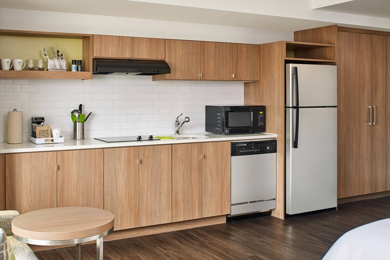 Element Austin Downtown-Guest Room - Kitchenette<br/>Image from Leonardo