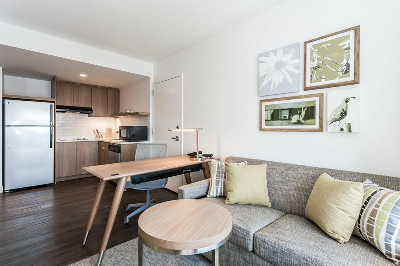 Element Austin Downtown-One-Bedroom Suite<br/>Image from Leonardo
