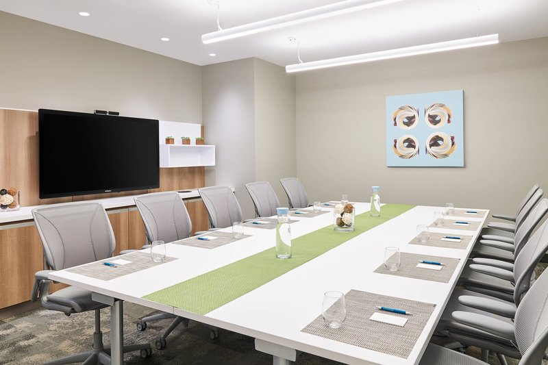 Element Austin Downtown-Meeting Room<br/>Image from Leonardo