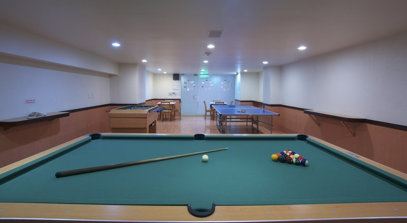 Holiday Inn Ciudad de Mexico-Trade Center-Game Room<br/>Image from Leonardo