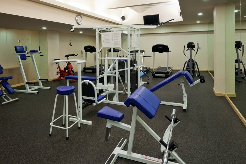 Holiday Inn Ciudad de Mexico-Trade Center-Fitness Center<br/>Image from Leonardo