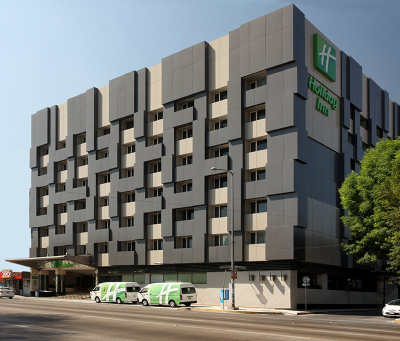 Holiday Inn Ciudad de Mexico-Trade Center-Exterior Feature<br/>Image from Leonardo