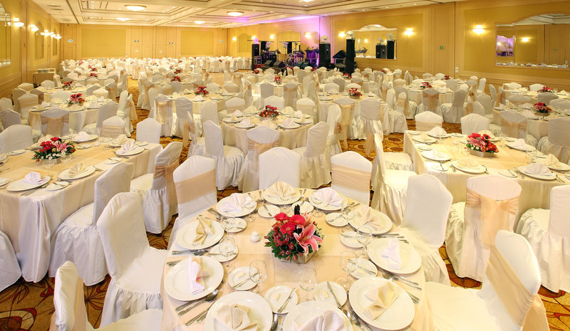 Holiday Inn Ciudad de Mexico-Trade Center-Banquet Room<br/>Image from Leonardo