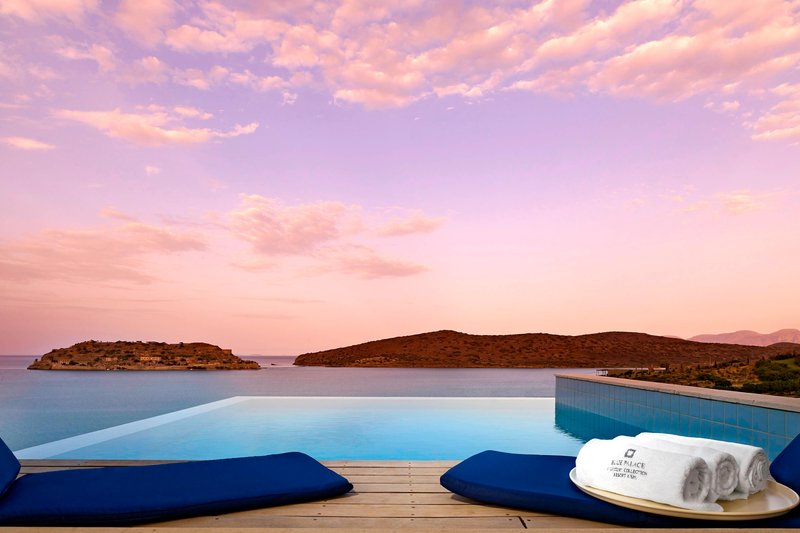 Blue Palace; a Luxury Collection Hotel-Superior Bungalow Sea View Pool<br/>Image from Leonardo