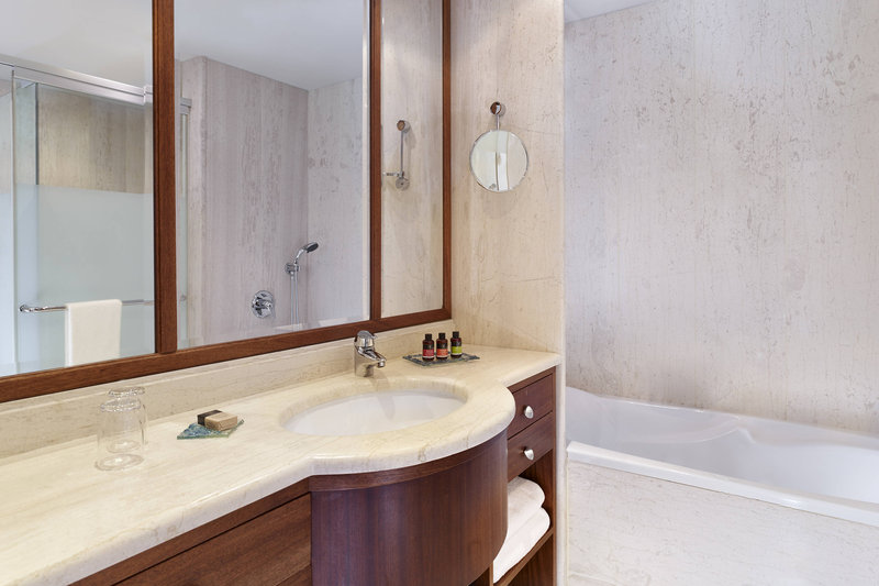 Blue Palace; a Luxury Collection Hotel-Guest Bathroom<br/>Image from Leonardo