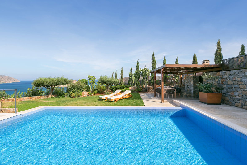 Blue Palace; a Luxury Collection Hotel-Royal Blue Villa - Outdoor Area<br/>Image from Leonardo