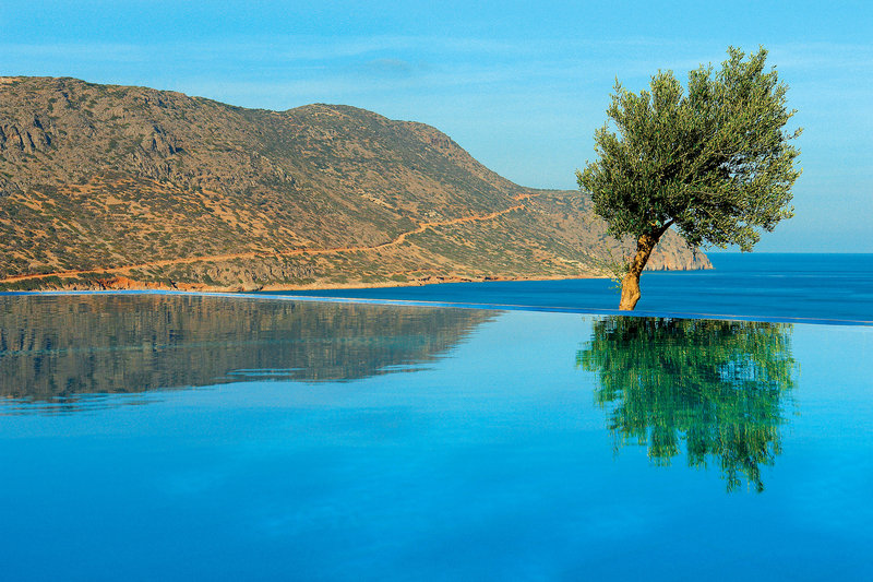 Blue Palace; a Luxury Collection Hotel-The Royal Blue Villa Private Pool<br/>Image from Leonardo
