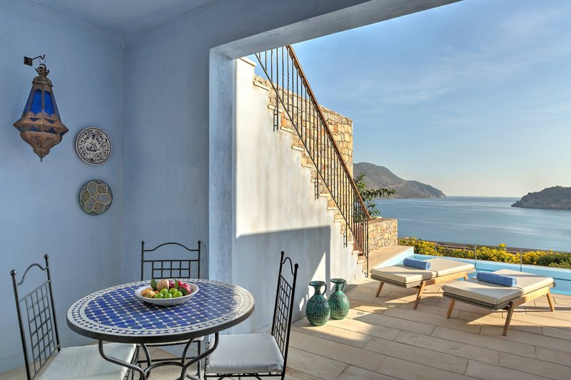 Blue Palace; a Luxury Collection Hotel-Two-Bedroom Villa - Outdoor Area<br/>Image from Leonardo