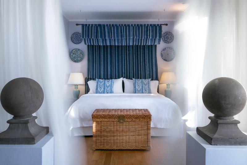 Blue Palace; a Luxury Collection Hotel-Two-Bedroom Villa - Bedroom<br/>Image from Leonardo