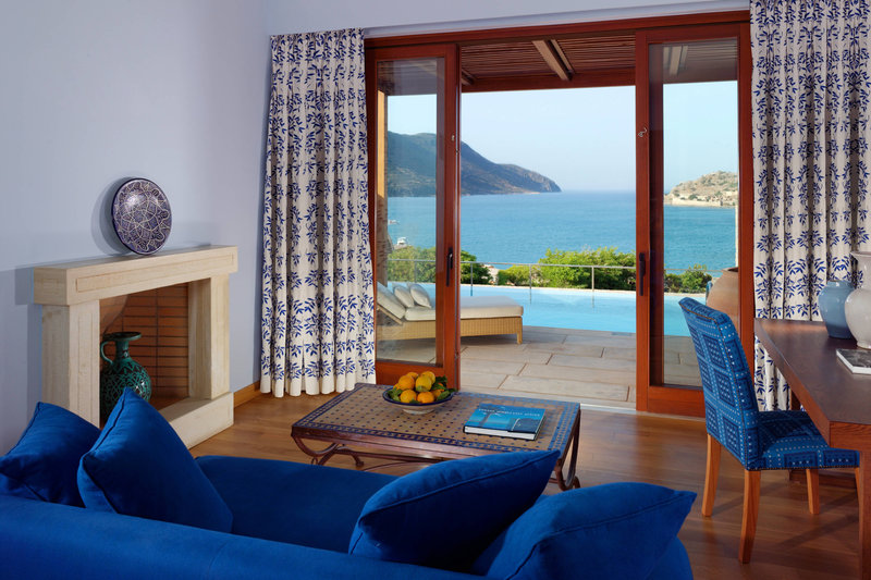 Blue Palace; a Luxury Collection Hotel-Two-Bedroom - Living Room<br/>Image from Leonardo
