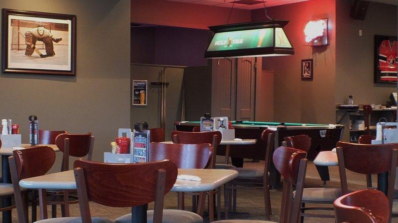 Holiday Inn Hotel & Suites Regina-Movado Sports Bar<br/>Image from Leonardo