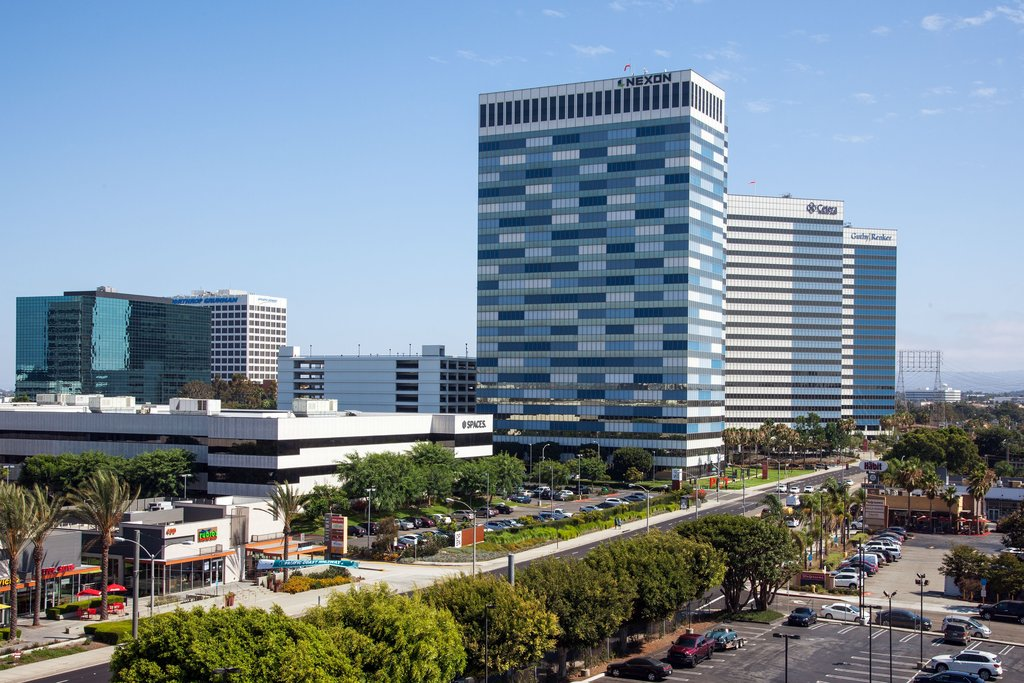 Aloft El Segundo - LAX Airport-Guest Room - View<br/>Image from Leonardo