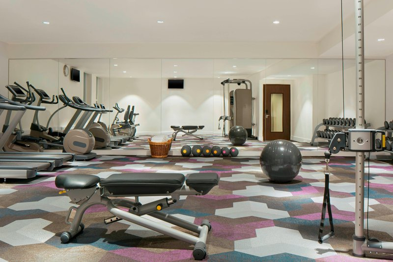 Aloft Liverpool-RechargeSM Gym<br/>Image from Leonardo