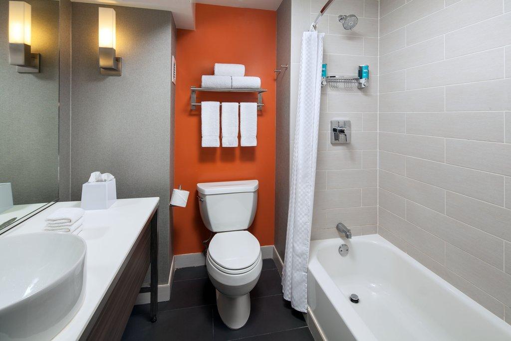 Aloft El Segundo - LAX Airport-Guest Bathroom<br/>Image from Leonardo