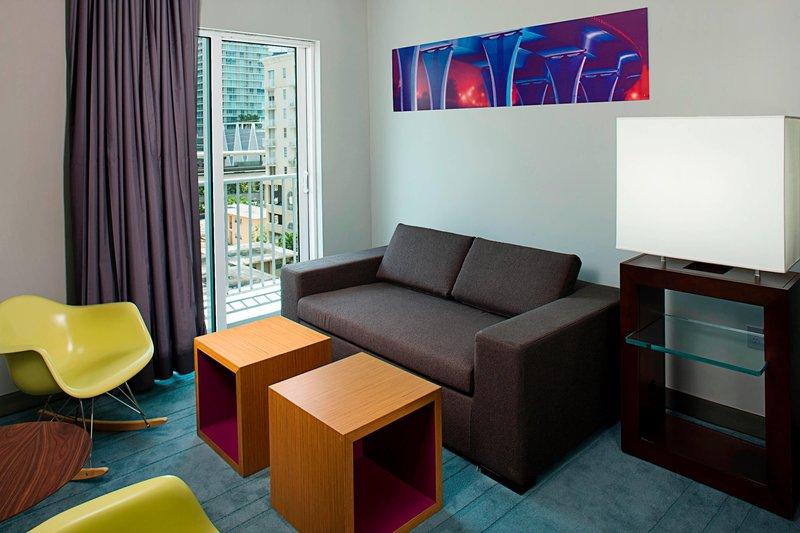 Aloft Miami - Brickell-Suite<br/>Image from Leonardo