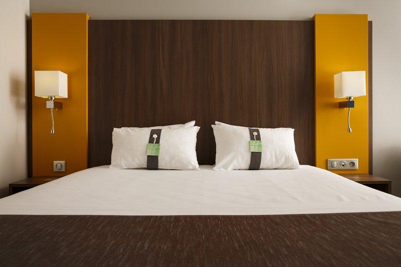 Holiday Inn Lyon Vaise-Spacious One King Executive Nonsmoking Room<br/>Image from Leonardo