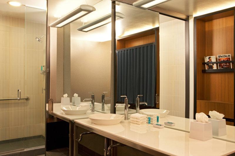 Aloft Ontario - Rancho Cucamonga-Guest Bathroom<br/>Image from Leonardo