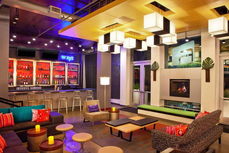 Aloft Ontario - Rancho Cucamonga-wxyz Bar<br/>Image from Leonardo