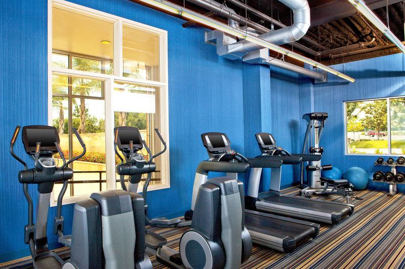 Aloft Ontario - Rancho Cucamonga-Fitness Center<br/>Image from Leonardo