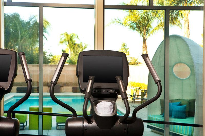Aloft Ontario - Rancho Cucamonga-Re:charge Gym<br/>Image from Leonardo