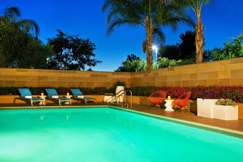 Aloft Ontario - Rancho Cucamonga-Swimming Pool<br/>Image from Leonardo