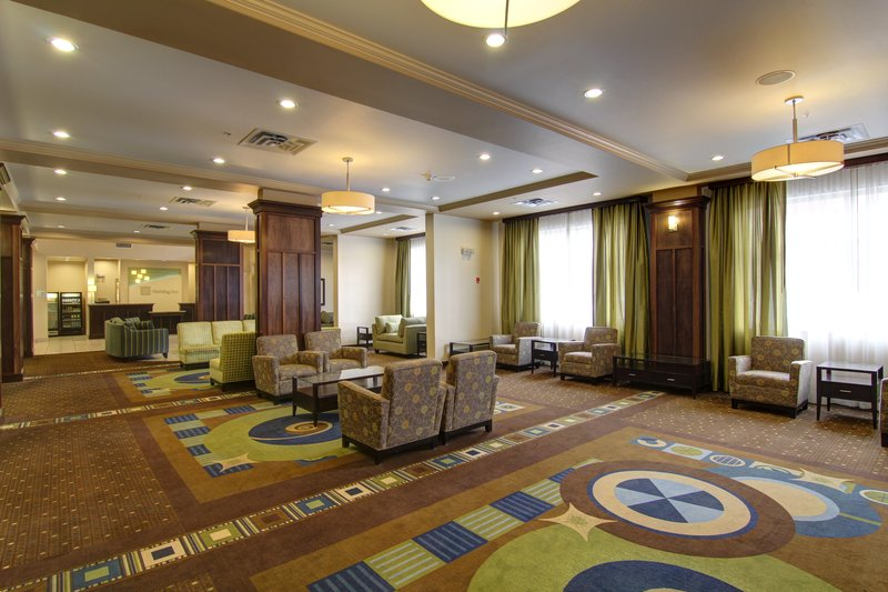Holiday Inn Hotel & Suites Kamloops-Hotel Lobby<br/>Image from Leonardo