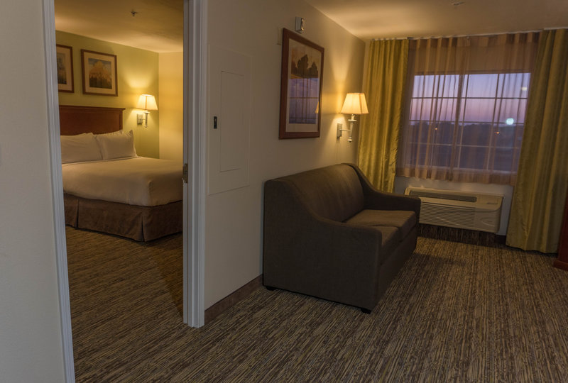 Candlewood Suites Abilene-Guest Room<br/>Image from Leonardo