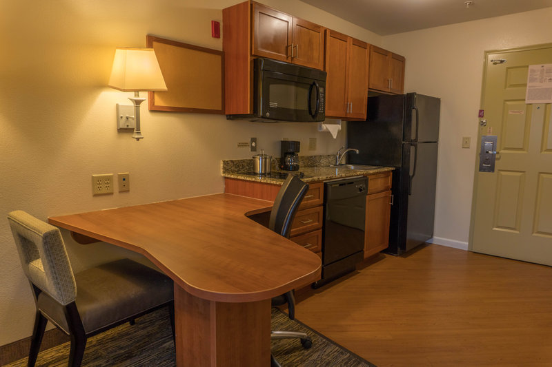 Candlewood Suites Abilene-Full size kitchenette<br/>Image from Leonardo