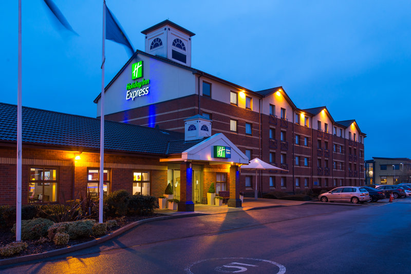 Holiday Inn Express Derby - Pride Park-Quality and affordable accommodation in the heart of Derby<br/>Image from Leonardo