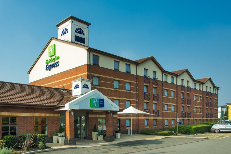 Holiday Inn Express Derby - Pride Park-Our Derby hotel offers modern accommodation in an ideal location<br/>Image from Leonardo