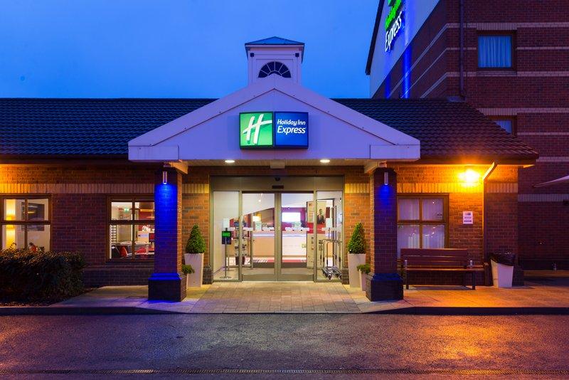 Holiday Inn Express Derby - Pride Park-Welcome to Holiday Inn Express Derby Pride Park<br/>Image from Leonardo